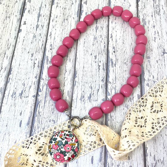 Pink Essential Necklace