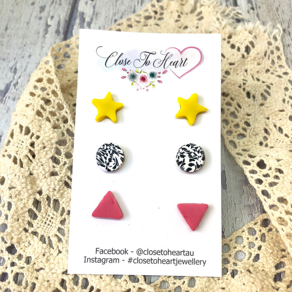 Marble Pop Mystery Pack Studs