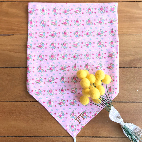 Baby Pink Liberty Scarf