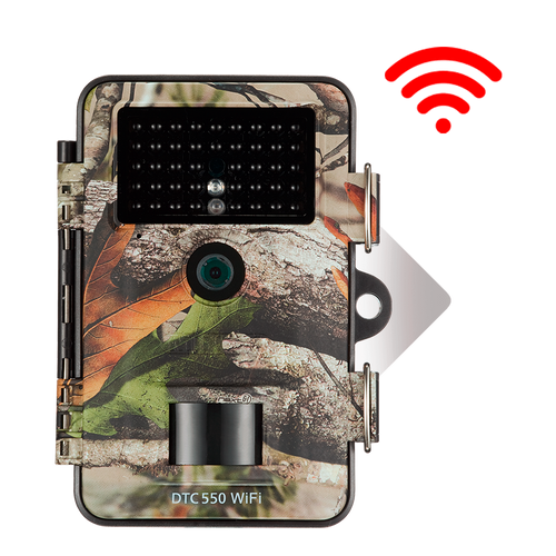 MINOX DTC 550i WiFi Trail Camera