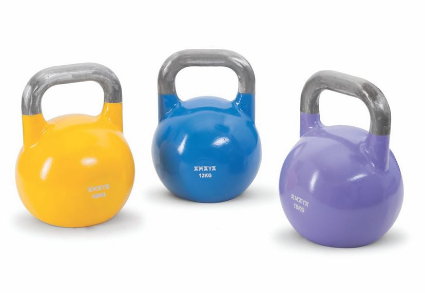 Crossfit competition Kettlebells