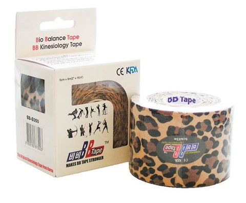 Kinesiotape BB tape Leopardo