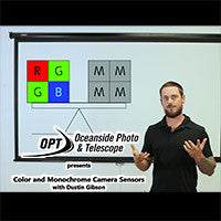Color and Monochrome Sensors with Dustin Gibson