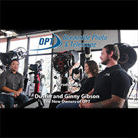 Introducing Dustin and Ginny Gibson- The New Owners of OPT