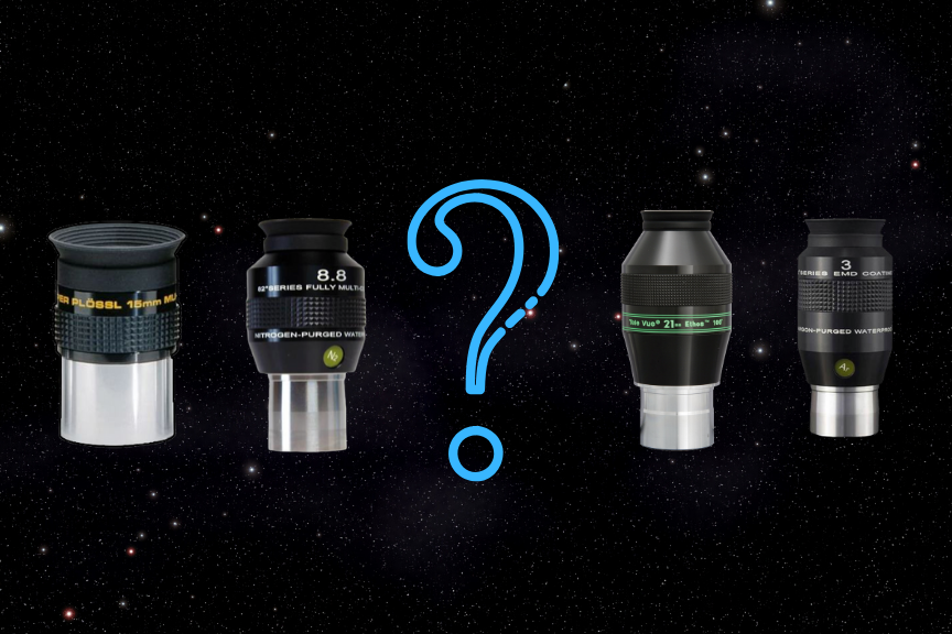 A Guide on Choosing the Best Telescope Eyepieces