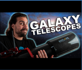galaxy telescopes