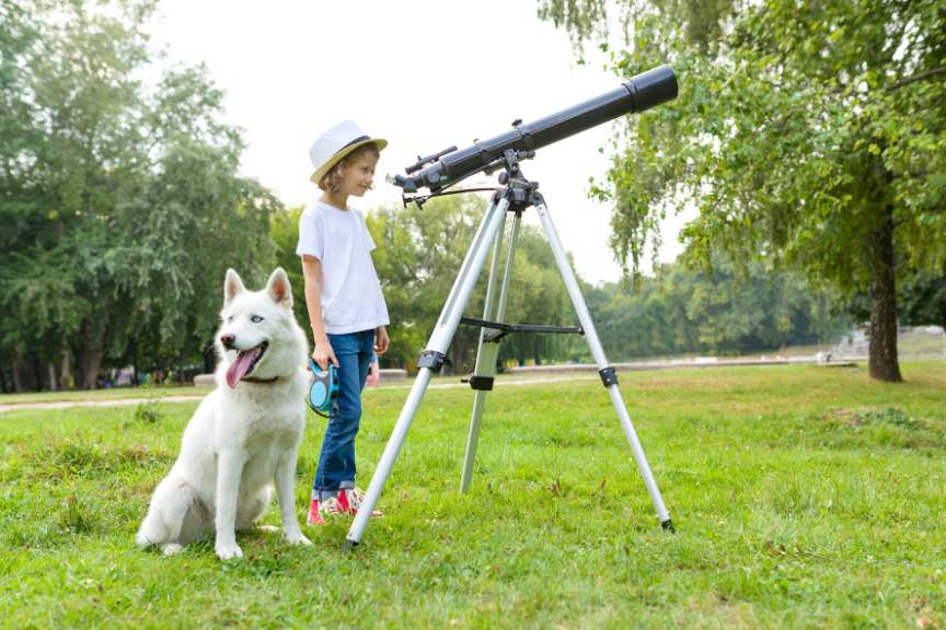 The Best Telescopes for Kids and Beginners