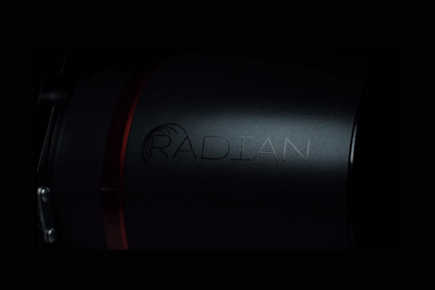 A New Radian Telescope is Launching Soon