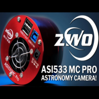 ZWO ASI533MC Pro Astrophotography Camera