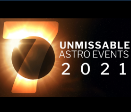 best astronomy events 2021