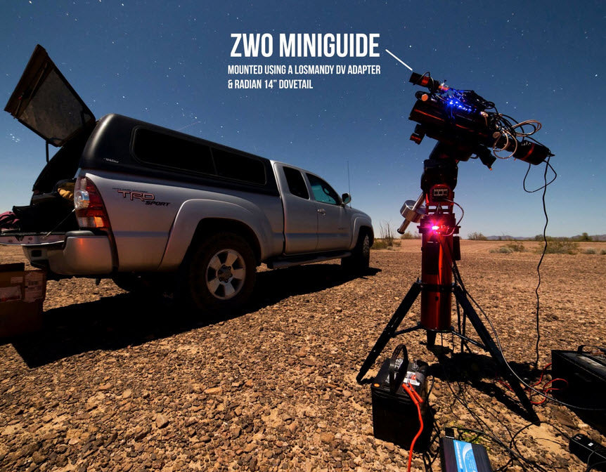 Guide Scope vs. Off-Axis Guider: Which is Better for Astrophotography?
