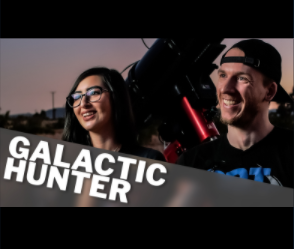 OPT Spotlight: Galactic Hunter!