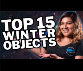 top 15 winter objects