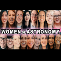Women in Astronomy ♀️🌟