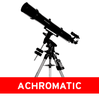 Achromatic Telescopes