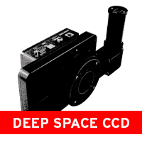 Deep Space CCD