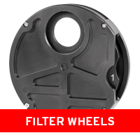 Filter Wheels, Carousels, & Filter drawers