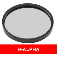 H Alpha Filters