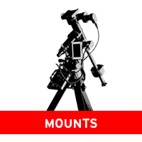 Losmandy Mounts and Tripods