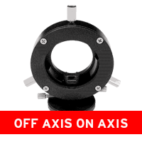 Off-axis & On-axis Guiders