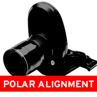 Polar Alignment & Navigation Cameras