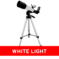 White Light Solar Telescopes