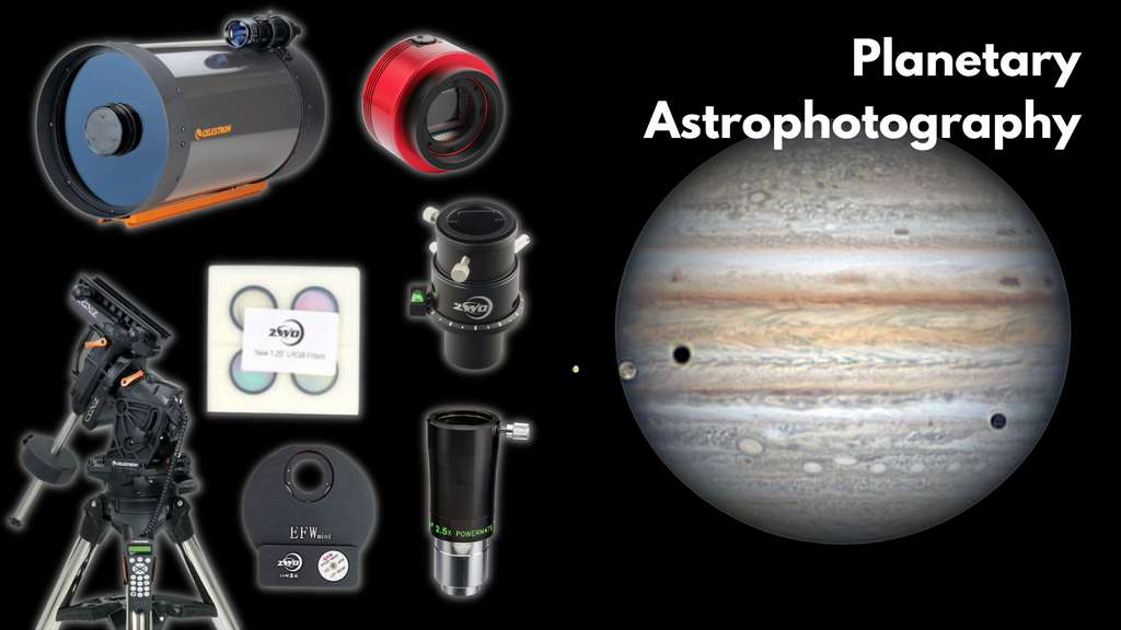 Planetary Astrophotography