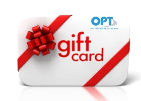 Beginners Telescopes Gift Ideas - opt gift card