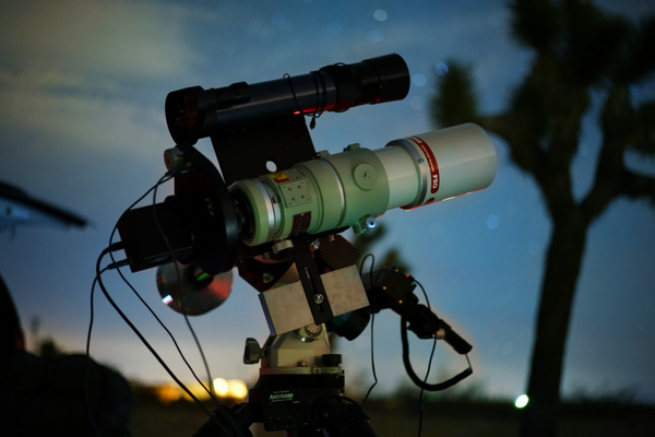 Best Astrophotography Telescope for Beginners Ginny System