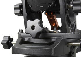 Celestron CGX Latitude Adjustment