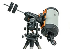 Celestron CGX Mechanical Hard Stops