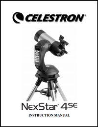 Celestron Nexstar 4SE Manual