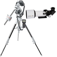 Explore Scientific 80mm F/6 Essential Series Triplet Refractor W/ Exos-2 Goto Eq Mount