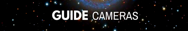 Guide Telescope Cameras