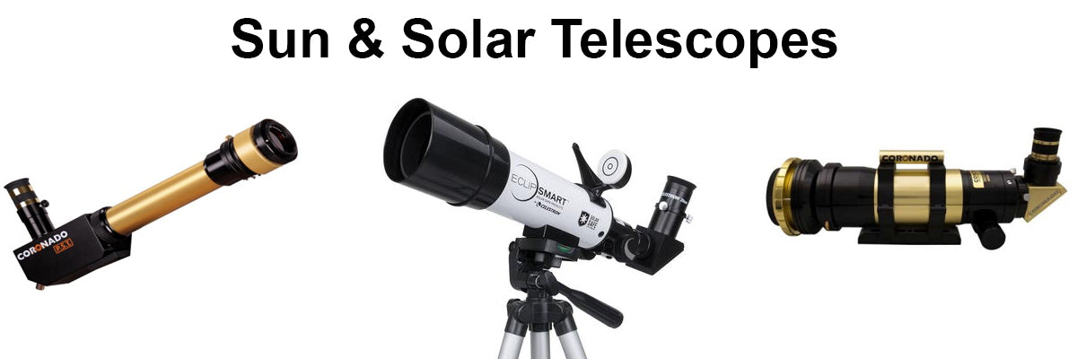 Sun and Solar Telescopes