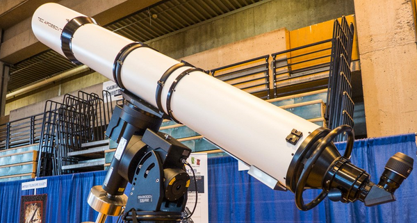 what is the focal length of a telescope?