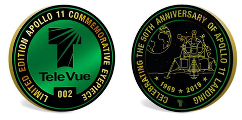 Tele Vue Apollo 11 Medallion