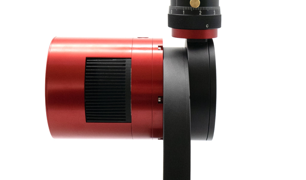 How to connect ASI6200MM Pro camera to a 2-inch-EFW and a M68-OAG