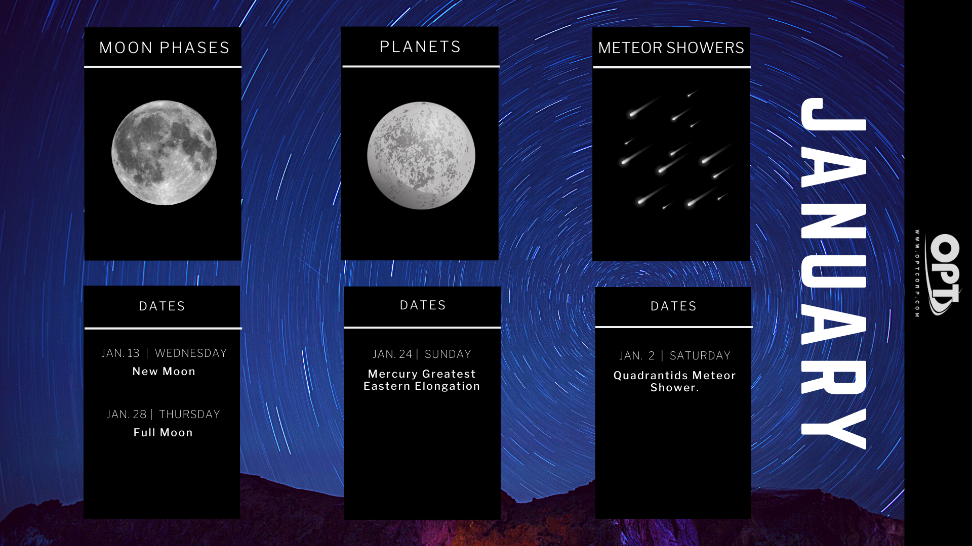 astronomical events january 2021 - 1