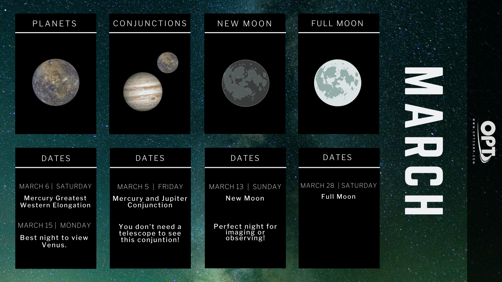 march astronomy events 1