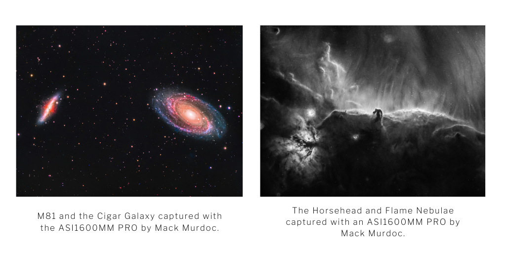 astrophotography gift guide - asi1600mmpro