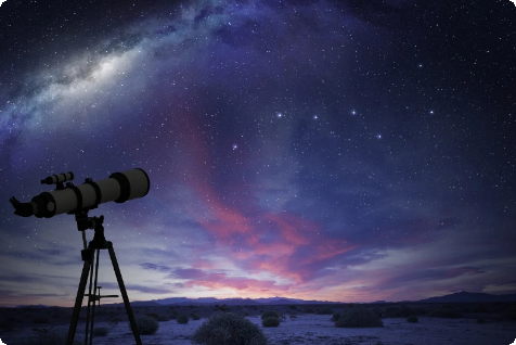 Refractor vs. Reflector Telescopes
