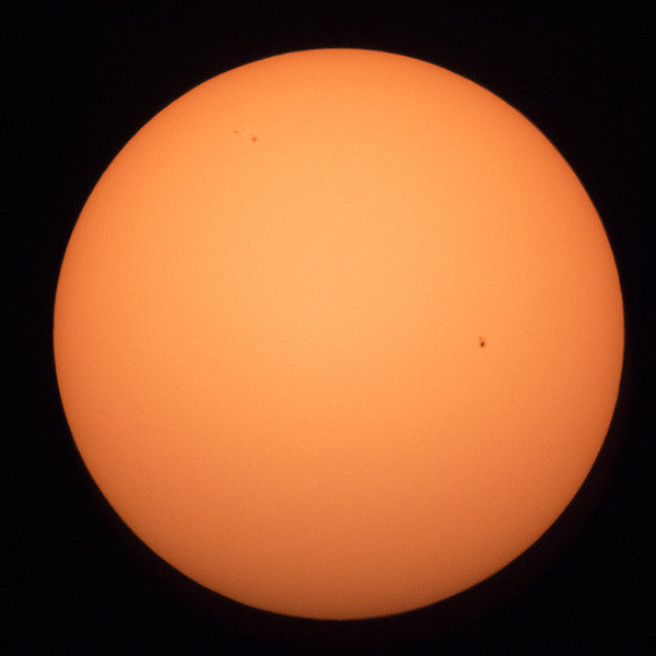 solar observing-telescope filter photograph image