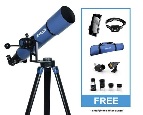 10 Best Beginner Telescopes - Meade StarPro AZ Package