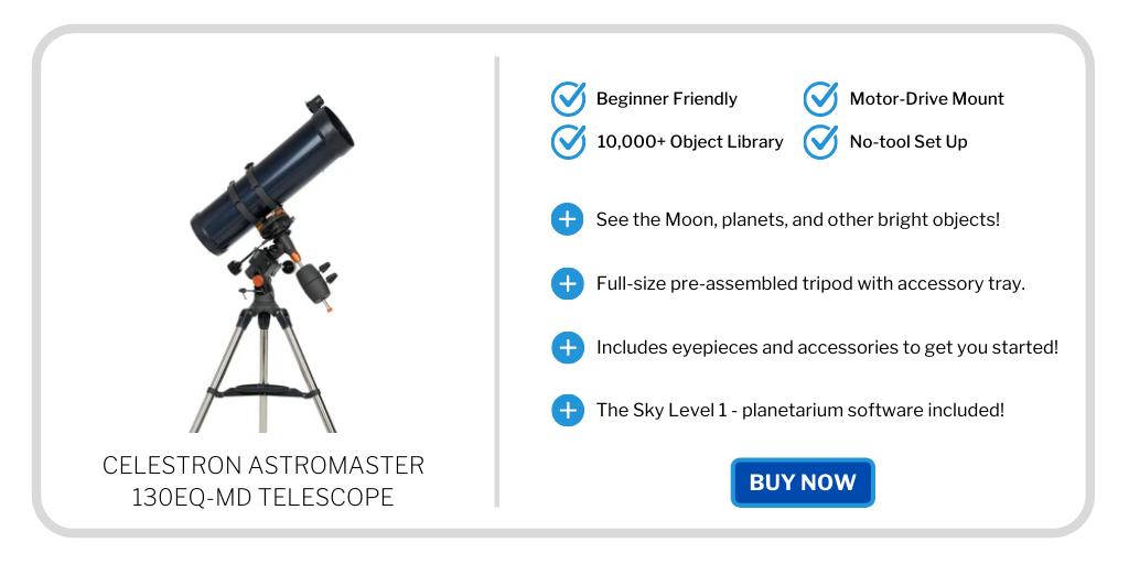 best telescopes under 300 - celestron astromaster 130