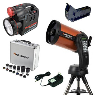 Celestron NexStar 8SE Computerized Telescope Bundle