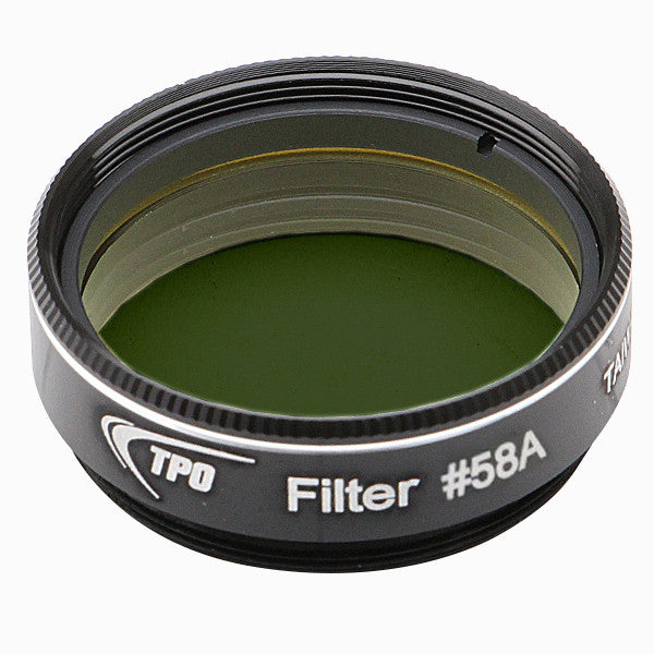 TPO-#58A-Green-Color-Filter-Case-1.25-inch