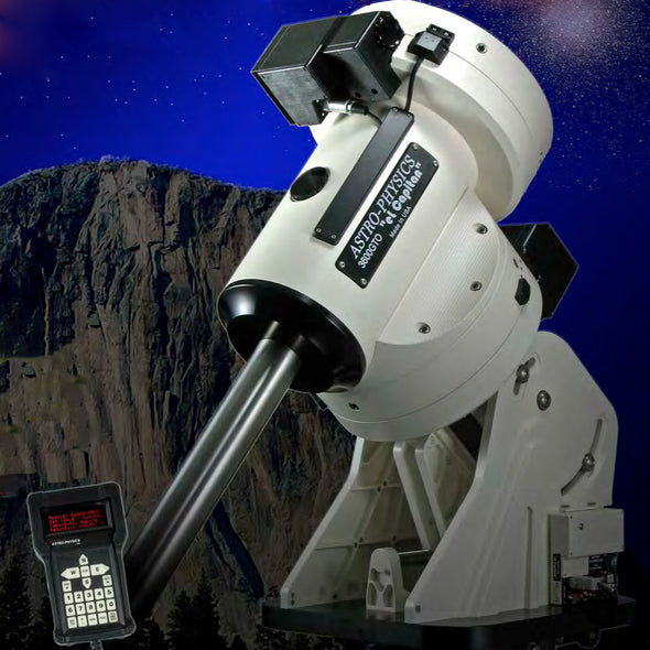 Astro-Physics 3600GTO Computerized German Equatorial Telescope Mount with Precision Encoders