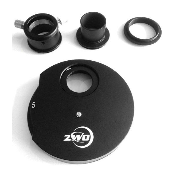 ZWO 5-Position Color Filter Wheel - 1.25""