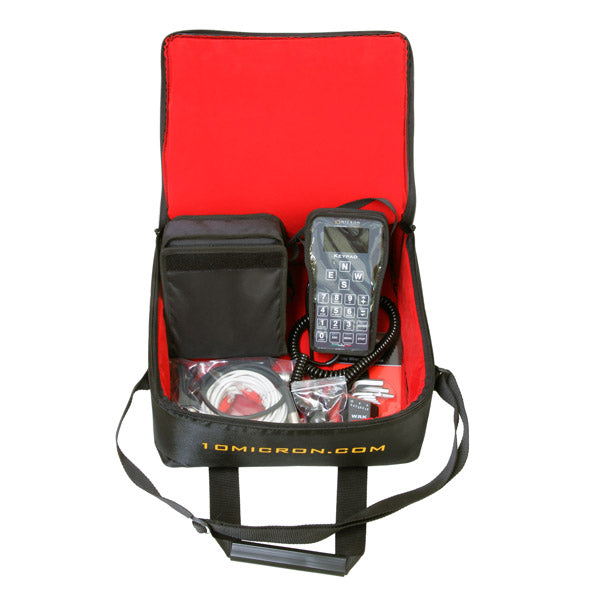 10 Micron Double Carrying Bag